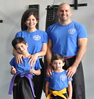 Kid Martial Arts School Near to Berwick