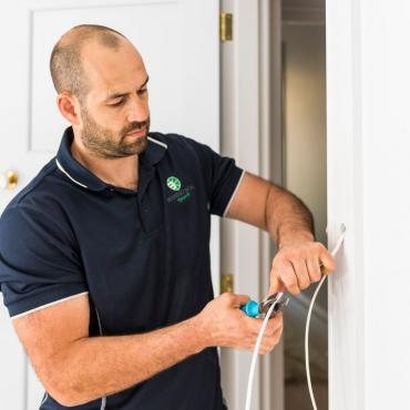 Secure Your Home With Our Rewiring Services