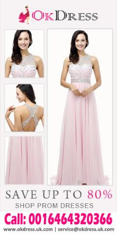 Buy Cheap Prom Dresses UK, Prom Gowns from Okdress.uk.com