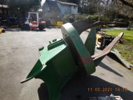 200-350 CLASS EXCAVATOR HYD COMPOST-TOPSOIL-SEWAGE ROTARY MIXER