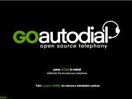 GOAUTODIAL SETUP AVAILABLE (VICIDIAL SETUP)