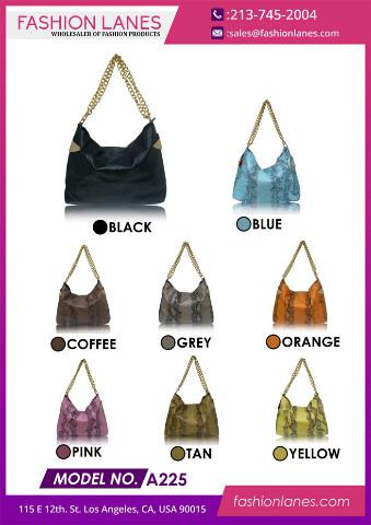 Wholesaler of Fashion Handbags