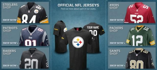 Buy Cheap and High Quality NFL Jerseys - Top Styles